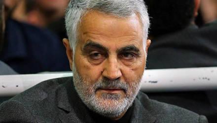 Иранский генерал погиб в результате ракетного удара США – видео с места событий
