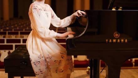 15-летняя белорусская пианистка выиграла Международный конкурс имени Марии Юдиной в Санкт-Петербурге