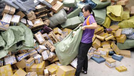 «Белпочта» рассказала, почему долго идут посылки из Китая