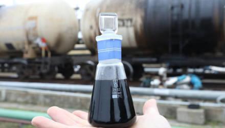 Норвежская нефть приехала в Беларусь