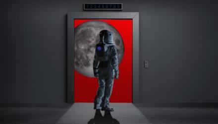 Последний этаж — Луна. Зачем нужен космический лифт и на чём он будет держаться