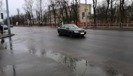 В Могилёве сбили 18-летнего парня