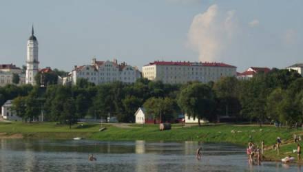 На набережной Днепра в Могилёве намерены построить ресторан