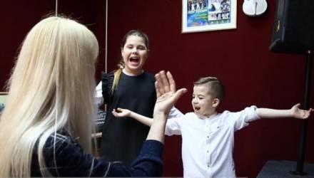 В финал национального отбора к детскому музыкальному конкурсу «Витебск» прошли трое юных артистов из Могилёва