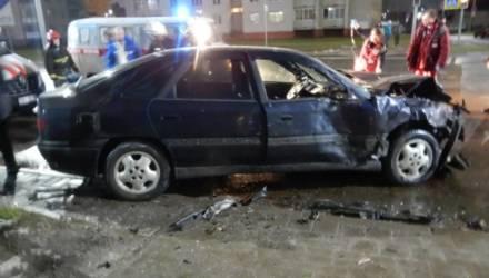 В результате ДТП в Могилёве погибли и пострадали люди