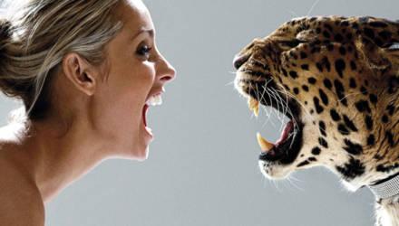 Как распознать и остановить женскую истерику?