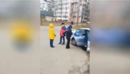 Взятку инспекторам ГАИ пытался дать пьяный мужчина в Могилёве