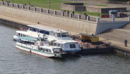 В апреле-2020 планируется открыть речной туристический маршрут из Украины в Беларусь