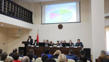 Итоговая коллегия комитета по труду, занятости и соцзащите прошла в Могилёве (фото)