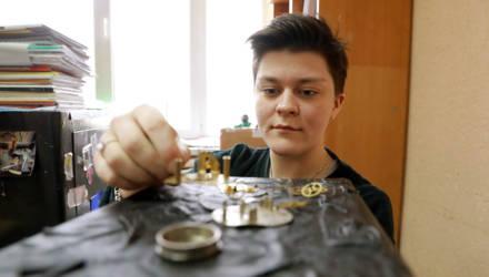 РЕПОРТАЖ: От белорусских промыслов до стимпанка: чем живёт Могилёвский экономический профессионально-технический колледж