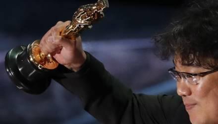 """""""Оскар"""". Корейская лента """"Паразиты"""" — лучший фильм года, ее постановщик Пон Чжун Хо — лучший режиссер"""