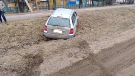 В Шкловском районе водитель сбил пенсионерку. Предварительно он был пьян