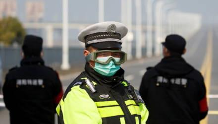 В Китае задержаны 114 человек, пытавшихся нажиться на вспышке коронавируса