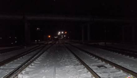 В Осиповичах под поезд попал местный житель