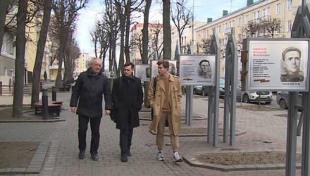 Могилёвские студенты сняли фильм о военном лётчике (видео)