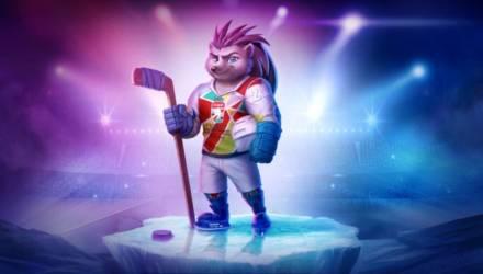 Талисманом ЧМ -2021 по хоккею выбрали Ежика Спайки