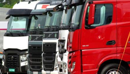 Полиция Австрии остановила фуру с водителем-белорусом и нашла 50 нарушений!