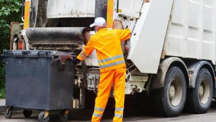 """Водитель мусоровоза в Чаусском районе""""сэкономил"""" 780 литров топлива - делом заинтересовалась прокуратура"""