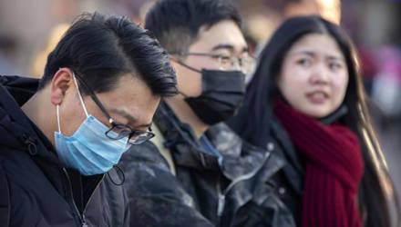 Китайские студенты из Горок помещены на карантин (видео)