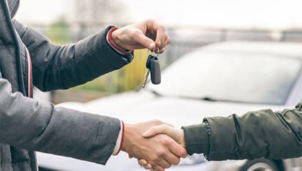 Житель Бобруйска обменялся с гомельчанином автомобилями, а затем угнал свою бывшую машину