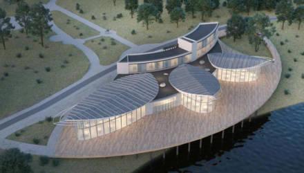 Ресторан на берегу Днепра в Могилёве планируют построить в 2020 году (фото)