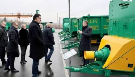 «Бобруйскагромаш» намерен увеличить поставки техники в Таджикистан