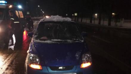В Осиповичах водитель сбила несовершеннолетнюю