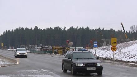 В Могилёвской области идёт реконструкция дороги Могилёв – Чериков – Костюковичи