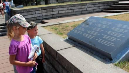 Мемориальной комплекс «Луполовский лагерь военнопленных» в Могилеве обновят