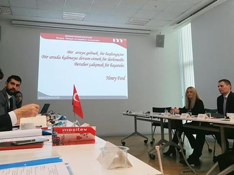 Презентация СЭЗ «Могилев» и Белорусско-Российского университета состоялась в Стамбуле