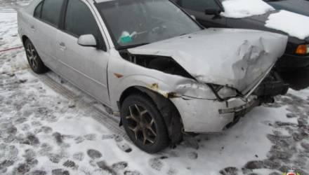 Могилевчанин устроил пьяные «покатушки» на чужом авто, попал в ДТП и сбежал