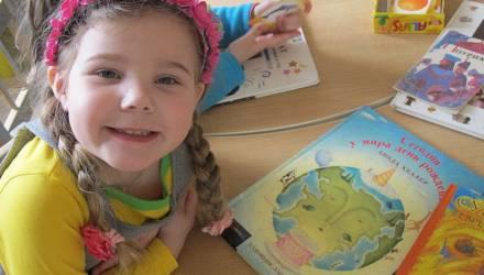 Благотворительная программа «Пижамная библиотечка» добралась до Могилёва