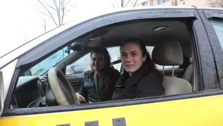 По Могилёву курсирует «Такси безопасности»