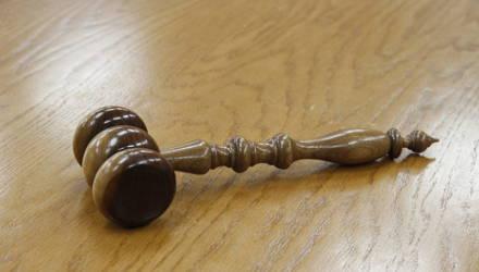 В Гомеле будут судить горожанина, задушившего родного брата электрическим кабелем и расчленившего его тело