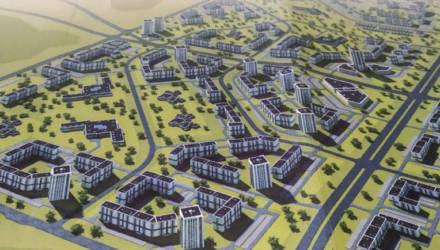 В Могилёве складывается дефицит свободных территорий для жилищного строительства - архитектор