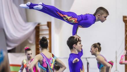 Турнир по акробатике «Киндр-сюрприз» пройдет в Могилёве