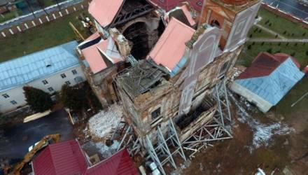 Отсутствие проектов зон охраны недвижимых материальных историко-культурных ценностей выявила в 77% прокуратура в Мстиславском районе