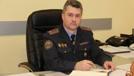 В 42 года внезапно умер начальник ГАИ Могилёвской области