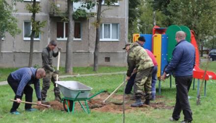 Более 20 могилевских дворовых площадок планируют отремонтировать за средства населения и спонсоров