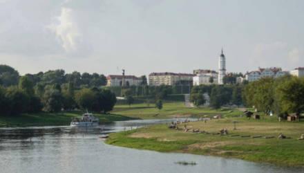 В Могилёве ищут варианты, как использовать городской пляж круглогодично
