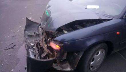 В Могилёве в ДТП пострадал пассажир «Сузуки»