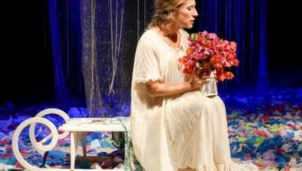 Спектакль по Шагалам дважды покажут на форуме в Могилёве: зрители очень просили