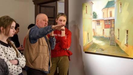 Выставка живописи и графики Александра Суворова открылась в музее Бялыницкого-Бирули Могилёва (фото)