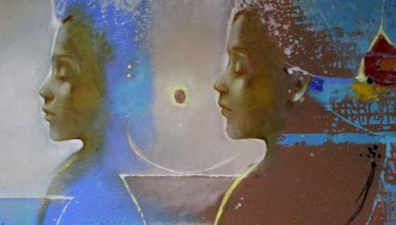 Выставка картин Оксаны Евдокименко открылась в музее Бялыницкого-Бирули Могилёва (фото)