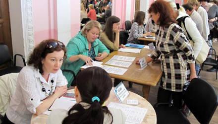 Пять ярмарок вакансий пройдут в Могилёве на текущей неделе