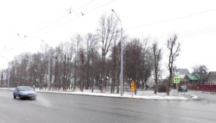 В Могилеве обустроят сквер на пересечении улицы Первомайской и Транспортного переулка