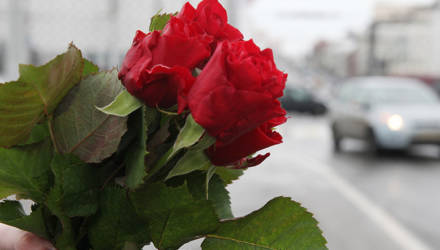 В Могилеве сотрудники ГАИ поздравят женщин-водителей с 8 Марта