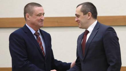 Нового помощника Президента - инспектора по Могилевской области представили активу региона