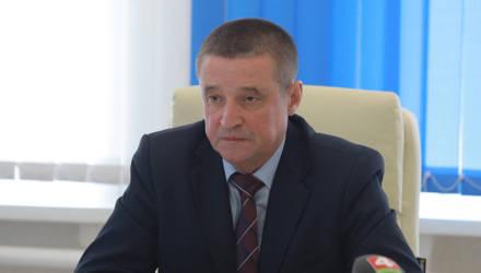 Развитие новых микрорайонов и трудоустройство - Заяц провел личный прием в Славгороде