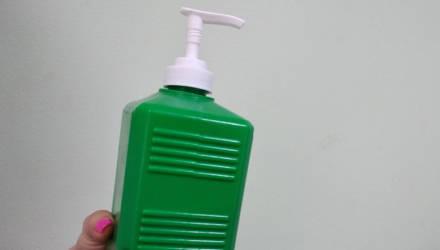 Бобруйский завод биотехнологий начал выпускать антисептический гель для рук
